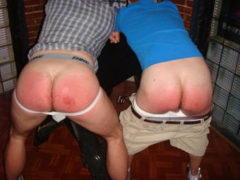 The Spank Off!